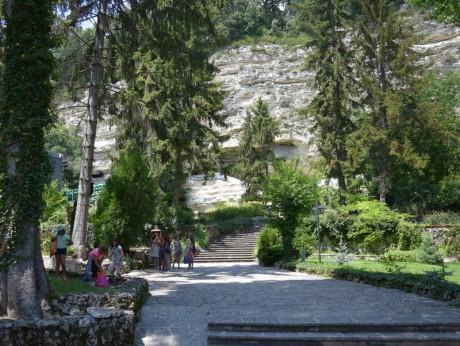 Трети ден - екскурзия до Аладжа манастир