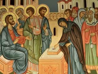Енорийска задружност в навечерието на Възкресение Христово