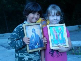 Поощряване на децата за лична молитва