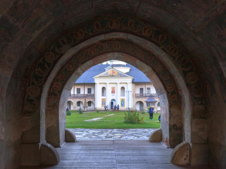 Нямецкия манастир, Румъния, автор на снимката Емил Милев