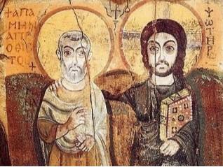 Св. Мина: Христòв бях, и съм, и ще бъда!