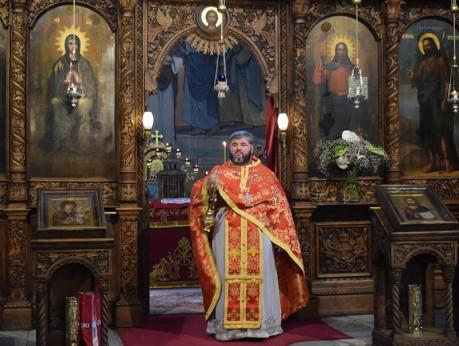 отец Николай от Тараклия