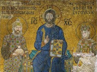 Идеята за вселенска теокрация в късна Византия