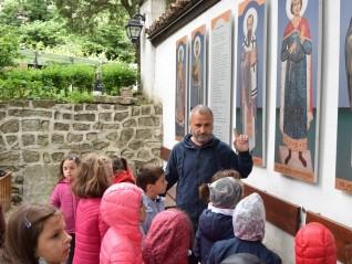 Летни уроци в Първото българско училище на Варна - 2021