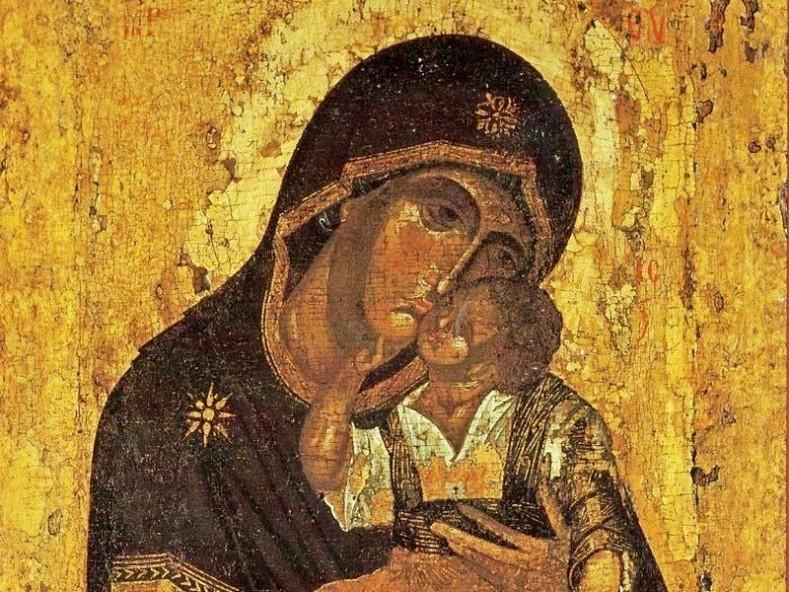 Смоленската икона на Божията Майка, 11 в. (LiveInternet)