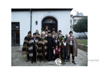 Коледари за Рождество - първи благовестници