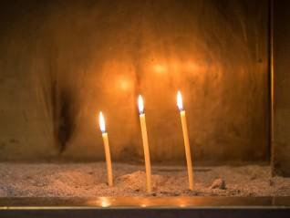 Молитвата за починалите