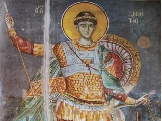 Похвално слово за свети Димитър