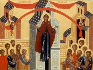 Слово на празника Покров на Пресвета Богородица*
