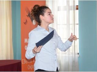 Финален кръг на Младежкия ораторски форум - 2017