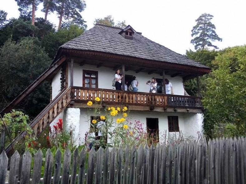 Сибиу, Астра - музей на селото
