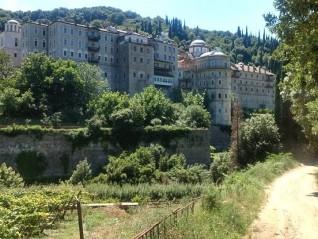 Младежко поклонническо пътуване до Света Гора