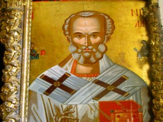 О, пресвети Николае, превъзходни угодниче Господен, горещ наш застъпниче