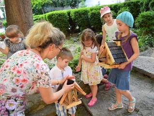 Децата в църковната общност