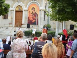 15 август – празник пред храма