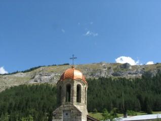 Проповеди от църквата до езерото