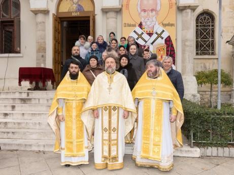 С гостите от гр. Тараклия, Молдова