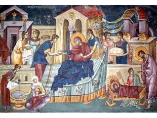 Твоето Рождество, Богородице Дево