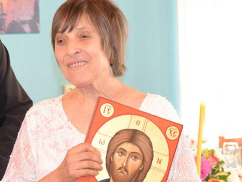 4 септември 2016 г, честване на 70-годишния юбилей на леля Таня в енорията