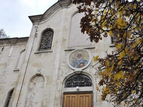 Морски храм Св. Николай Чудотворец - Варна