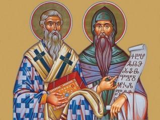 Почитта към светите братя Кирил и Методий