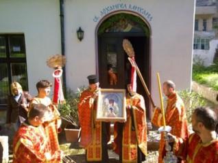 Св. Николай Кавасила за Св. Богородица