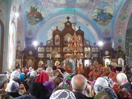 Празнична св. литургия