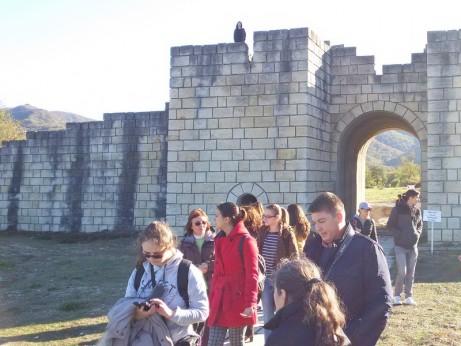 Южната порта на вътрешния град