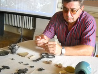 Матрица на икона на Света Богородица е откритието на годината за проф. Валентин Плетньов