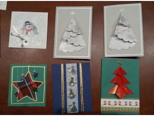 Рождественска арт работилница