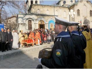 Наближава празникът на Морския храм на Варна