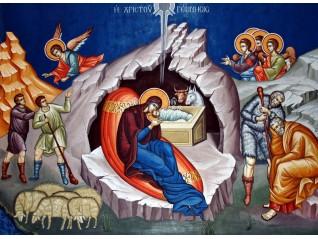 Рождество Христово - бележките на един иконограф