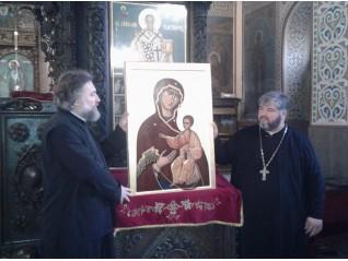 Подарък за българите в гр. Тараклия