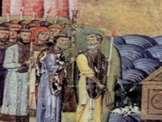 Кой изпраща св. Кирил и Методий в централна Европа - императорът или патриархът?