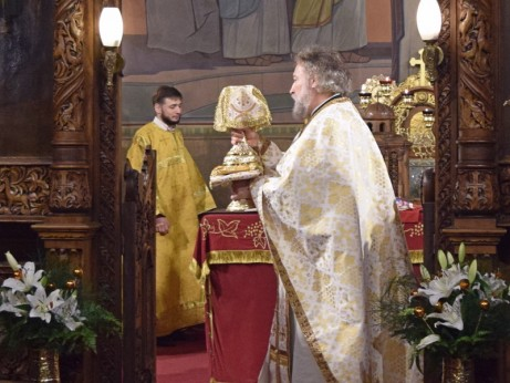 25 декември, Празнична света литургия на Рождество Христово