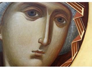Вседобродетелната Пресвета Богородица