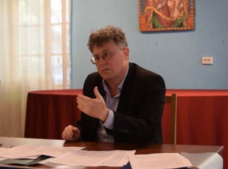 Лекция на д-р Росен Русанов
