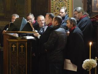 Църковни песнопения ще звучат на Преглед на хоровата песен за Рождество Христово