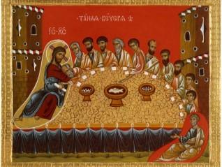 Евхаристийното учение на св. Никодим Светогорец