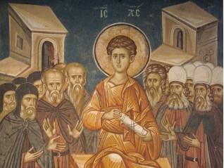 Преполовение - празникът на Божията премъдрост (1 част)