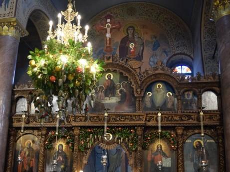 24 декември - Литургия преди Рождество