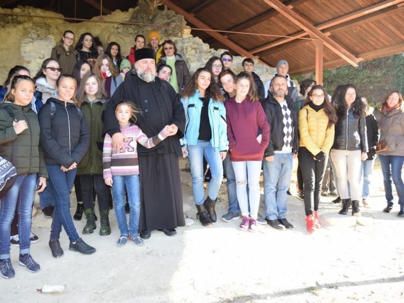 Патлейна, манастирски ансамбъл Св. Панталеймон, 9-10 в.
