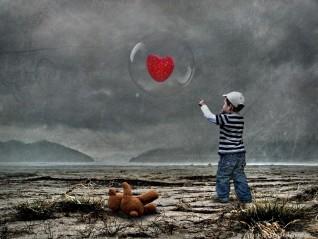 В любовта първо се движиш към Бога