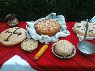 Хлябовете на Петдесетница