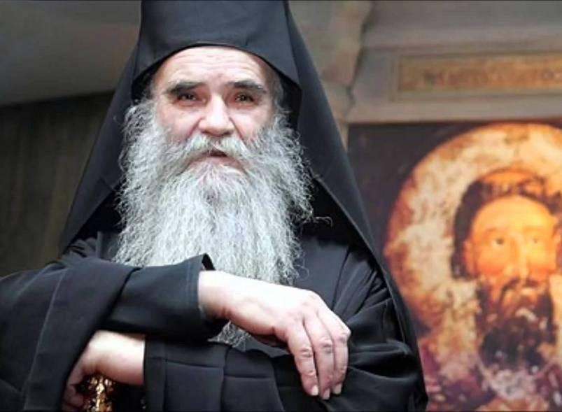 Черногорски и Приморски митрополит Амфилохий (Радович) - orthodoxie.com