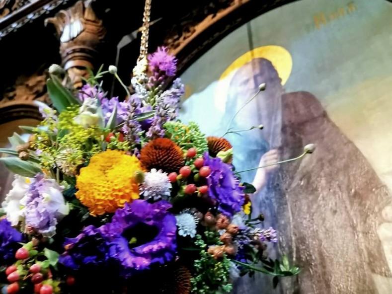 Св. пророк Илия, 19 в., храм Св. Николай Чудотворец Варна, снимка: Милена Мирта