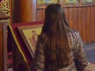За канона в иконографията - уроци в храма