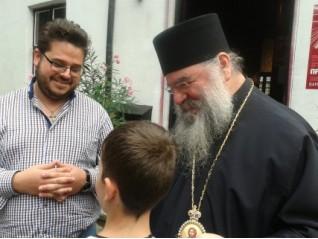 Митрополит Атанасий: Да говориш не е трудно, трудно е да слушаш