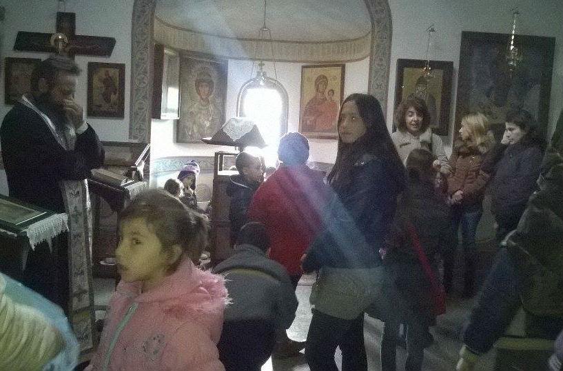 В параклиса Св. Андрей, Неделно училище към храм Св. Архангел Михаил
