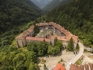 Неделното училище на поклонение в Рилския манастир
